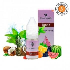 Aroma Toonz 10ml - Diamond Mist deliciosas frutas variadas con toque de mentol