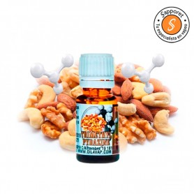 Molecula Acetyl Pirazine 10ml - Oil4vap, moléculas de sabor a frutos secos.