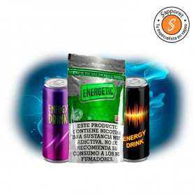 Energetic (Pack de sales) - Oil4Vap, bebidas energéticas de alta calidad.