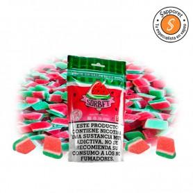 Sorbet (Pack de sales) - Oil4Vap, sales de nicotina de gominolas de sandía.