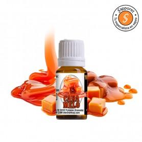 OIL4VAP - Aroma Caramelo 10ml, un aroma muy dulce de sabor caramelo