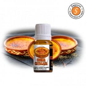 OIL4VAP - Aroma Crema catalana 10ml, una receta muy rica y con el toque justo dulce.
