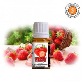OIL4VAP - Aroma Fresa 10ml, aroma frutal muy rico con un sabor a fresas excelente.