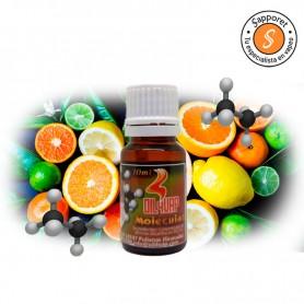 OIL4VAP - Molécula Citrus Punch 10ml, molécula para convertir los líquidos en sabor cítrico. Acidez en nuestros labios.