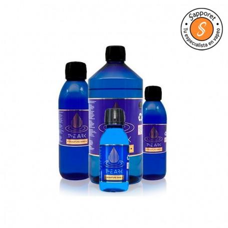 BASE 500ML SIN NICOTINA - THE ARK, base para la realización de alquimia con nuestros aromas favoritos.