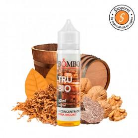 TRUBIO 50ML - BOMBO delicioso tabaco con nueces para vapear.