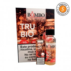 TRUBIO SMART PACK 60ML +VG 3MG - BOMBO pack de tabaco rubio de aroma intenso.