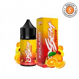 mango naranja y melocotón ideal para tu vapeo diario. Delicioso aroma de alquimia para cigarrillo electrónico de Ossem
