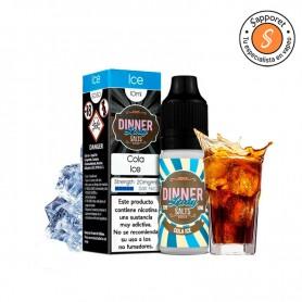 disfruta del mejor refresco de cola con sales de nicotina en tu cigarrillo electrónico