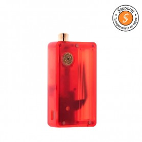 Dotaio 18650 Red Frosted - Dotmod