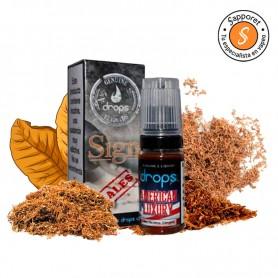 American Luxury 10ml Sales de Nicotina - Drops, sales de mezcla de tabacos para vapear.