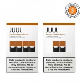 JUULPOD Tabaco Rubio - JUUL Labs