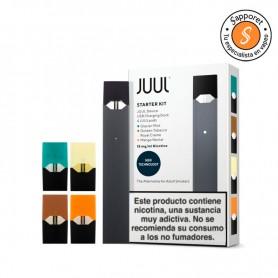 JUUL Starter Kit Pod - JUUL Labs alternativa para dejar de fumar