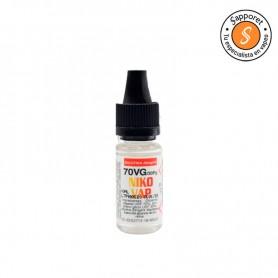 Niko-vap 30PG/70VG - Oil4Vap, la nicotina que necesitas está en Sapporet.
