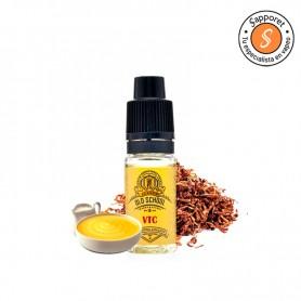 VTC es un sabor de tabaco clásico de vainilla y caramelo ideal para tu alquimia y vapeo diario.