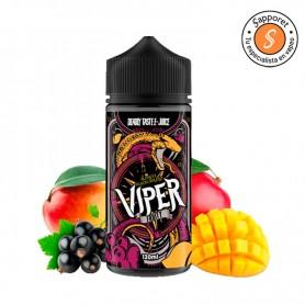 Mango blackcurrant es un líquido para vapear frutal clásico para tu cigarrillo electrónico