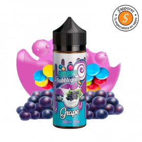 Horny Bubblegum Grape 100ml - Horny Flava, delicioso líquido de chicle de uva para vapeo.