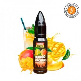 Horny Mango Lemonade 50ML - Horny Flava, limonada de mango, un delicioso líquido para vapear frutal y fresco.