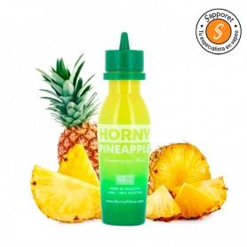 Pineapple 55ml - Horny Flava delicioso líquido para vapear con sabor a piña.