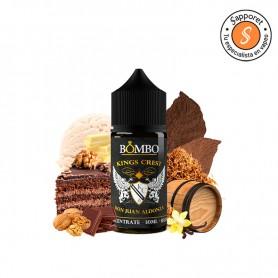 Delicioso aroma para crear alquimia con sabor a postre y un toque de tabaco.