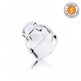 WIDOWMAKER COMPETITION GLASS CAP - TRINITY GLASS HARDWARE, cristal de repuesto de alta calidad.