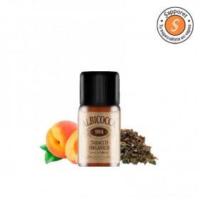 dreamods albicocca tabaco organico ideal para una experiencia de vapeo única.