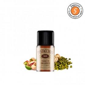 pistacchio es un aroma tabaquil ideal para los amantes de las mezclas con frutos secos.