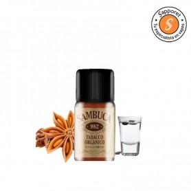 sambuca es la combinación perfecta de tabaco y anis en un aroma de alquimia ideal para los amantes de los tabaquiles