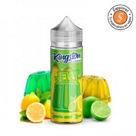 Deliciosa gelatina de lima limón para disfrutar en tu cigarrillo electrónico.