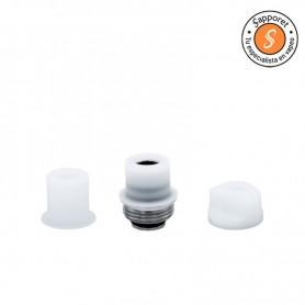 Drip tip para Abyss AIO de Dovpo y suicide mods. Ideal conjunto para personalizar tu cigarrillo electrónico.