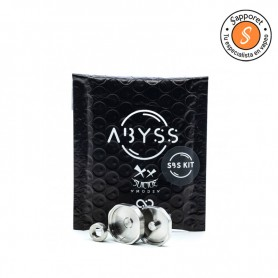 Abyss by side kit ideal para montar tus atomizadores reparables favoritos en tu Abyss AIO