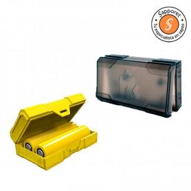 estuche para baterías 18650 de chubby gorila ideal para proteger tus baterías