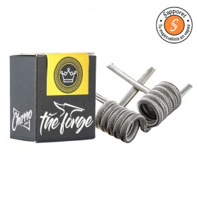 The Crown Dual 0.17 Ohm - The Forge by Charro Coils