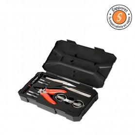 kit de herramientas de vapeo para que siempre lleves a punto tu cigarrillo electrónico