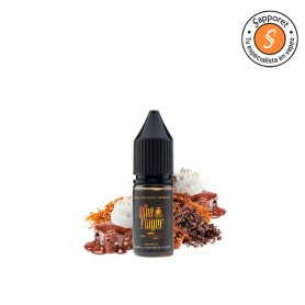 tmf project de the mind flayer y bombo eliquid ideal para disfrutar de estas sales de nicotina en tu dispositivo pod favorito.