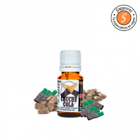 chuche cola es un fantástico aroma de gominola de cola clásico, ideal para disfrutar en tu cigarrillo electrónico.