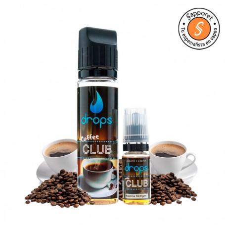 coffee club es el mejor cafe que puedes disfrutar en tu líquido para vapear favorito.