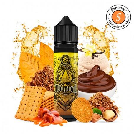 more than vapers illuminate es el mejor líquido para vapear tipo postre, ideal para disfrutar de tu cigarrillo electrónico.