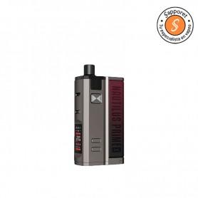 fabricado en aleación de zinc con cuero para una versatilidad única y comodidad sin precedentes.
