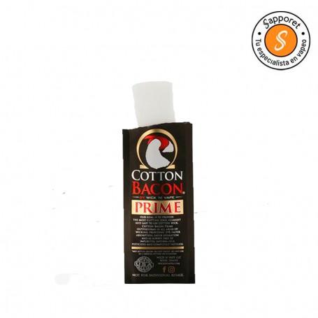 cotton bacon prime bits ideal para disfrutar de tu vapeo en cigarrillo electrónico en cualquier lugar.