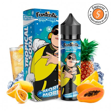 fantastic tropical soda es uno de los líquidos para vapear ideales para tu vapeo diario.