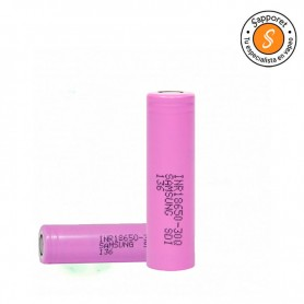 batería 18650 30q de samsung ideal para tus cigarrillos electrónicos.