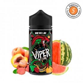 Watermelon Peach Lychee 100ml - Viper Fruity