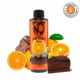 delicioso bizcocho de chocolate con naranja se convertirá en tu líquido para vapear favorito.