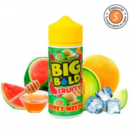 honey melon es un fantástico líquido para vapear con sandía y melon y efecto frío para disfrutar en tu cigarrillo electronico.