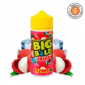 lychee de big bold te encantará por su dulzor y frescor, perfecto para disfrutar en tu vapeo diario.