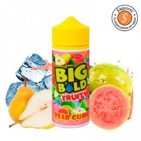 pear guava de big bold te hará disfrutar de la mejor selección de frutas en tu cigarrillo electrónico