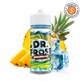 Pineapple es un fantástico líquido para vapear de piña para tu cigarrillo electrónico de las manos de Dr. Frost