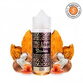 ecru es un líquido para vapear tabaquil con coco y nueces para disfrutar en nuestro vapeo diario.