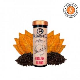 blendfeel presenta english blend un aroma orgánico tabaquil para disfrutar en tu vapeo diario